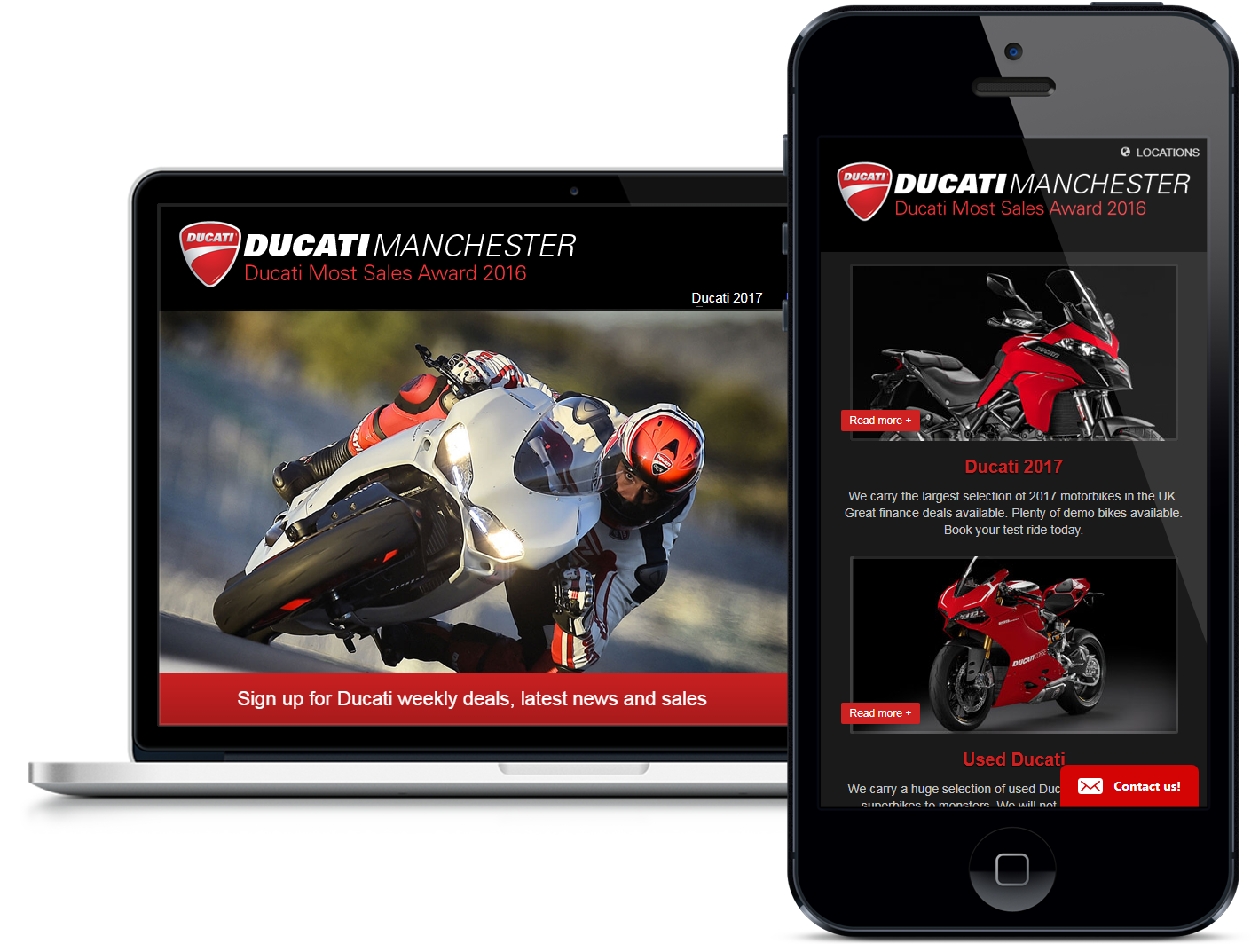 websites for motorcycle dealers
