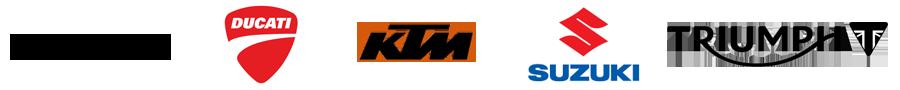 motorcycle dealer logos